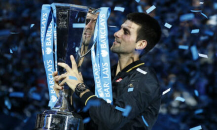 Djokovic vinder ATP World Tour Finals